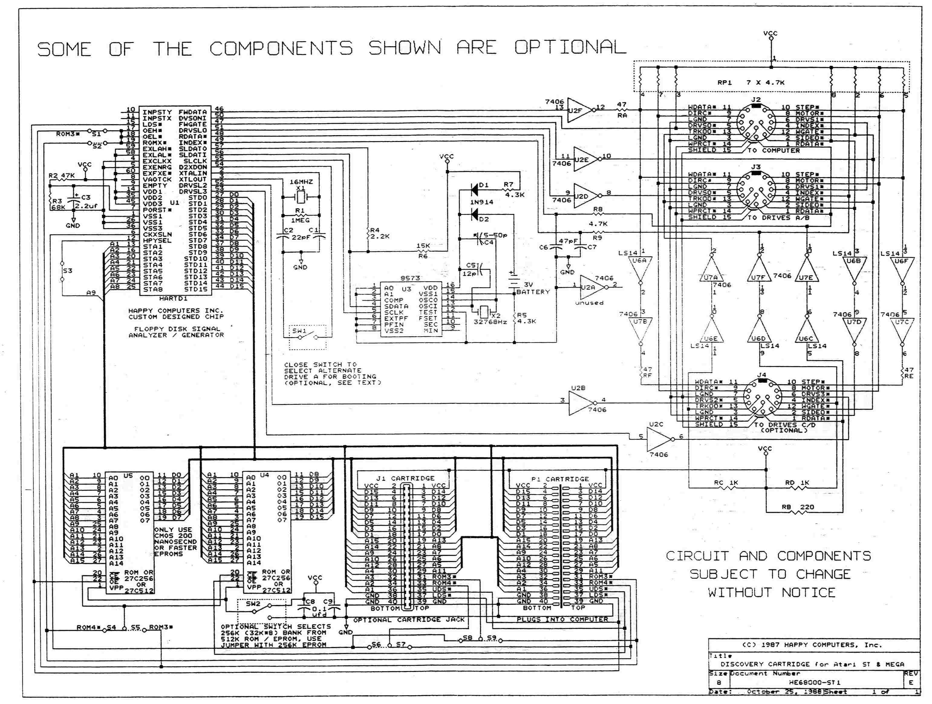 Atari Wiring Diagram Custom Schematic Whirlpool Lfe5800wo Rh Patrickpowell Co 3 Way Switch Simple